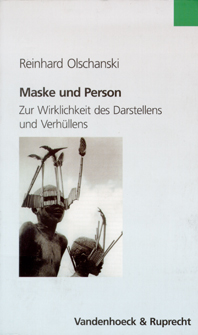 Cover Olschanski Maske und Person